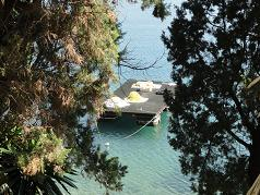 Corfu, Kouloura Beach
