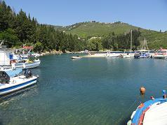 Corfu, Kouloura Beach