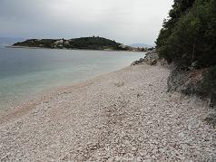 Corfu, Imorolia Beach