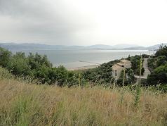 Corfu, Kaminaki Beach