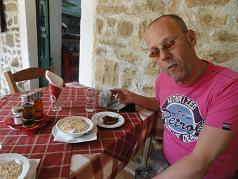 Corfu, Taverna Capricorn in Ano Perithia
