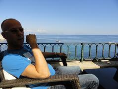 Corfu, Taverna Aktaion in Corfu Town