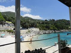 Corfu, Taverna Mitsos in Nissaki
