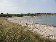 Corfu, Agios Spiridon Beach