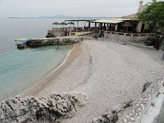 Corfu, Nissaki Beach