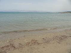 Corfu, Roda Beach