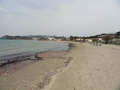 Corfu, Sidari Beach