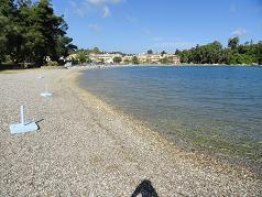 Corfu, Gouvia Beach