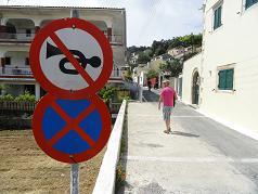 Corfu, Liapades