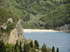 Corfu, Liapades Beaches