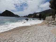 Corfu, Paleokastritsa