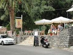 Corfu, The Flavour O Meraklis in Paleochora
