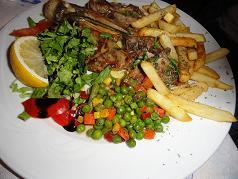 Corfu, Taverna Michalis in Liapades