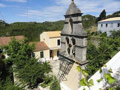Corfu, Agias Paraskevi Monastery