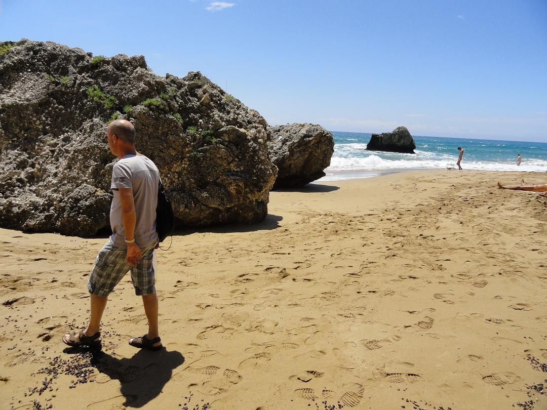 mirtiotissa beach korfu