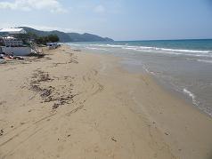 Corfu, Arillas Beach