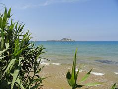 Corfu, Arillas Beach