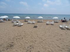 Corfu, Issos Beach