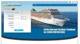 autoverhuur Corfu