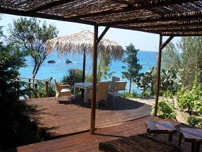 Villa Maison Meliti on Corfu Greece