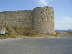 Het fort van Izzedine, Kreta, fortress of Izzedine in Crete