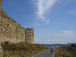 Het fort van Izzedine, Kreta, fortress of Izzedine in Crete