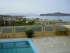 Top Hotel Stalos Beach, Crete, Kreta.