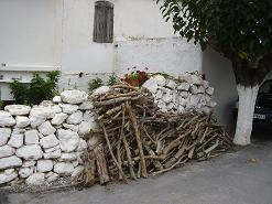 Tzitzifes, Crete, Kreta.