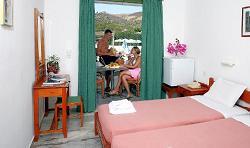 Xidas Garden Hotel in Bali, Crete, Kreta