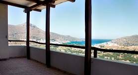 Thomas Villas in Amorgos
