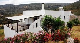 Thomas Villas in Amorgos