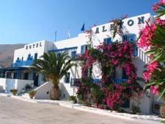 Syros Alkyon Hotel in Megas Gialos Beach