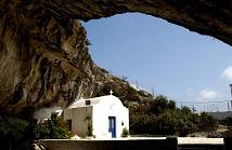 walking holidays in Antiparos, wandelvakanties op Antiparos
