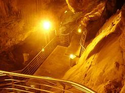 Antiparos cave, Antiparos grot