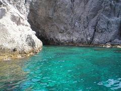 Antiparos sea caves, Antiparos zee-grotten