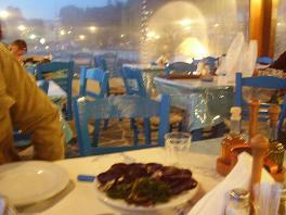 Paros, Parikia, The Balcony Taverne