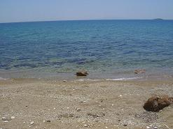 Soros Beach in Antiparos