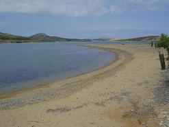 Agios Georgios Beach in Antiparos