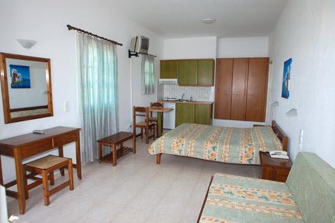 Esperides Apartments in Mykonos, Platis Gialos
