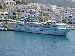 Ferries in Greece, Small Cyclades Lines Skopelites