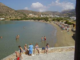 Galissas Beach Syros