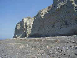 Kouloumpos Beach Santorini