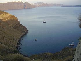 Santorini, Leandros Suites in Oia