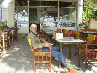 Paros, Alyki, Melinos Taverna