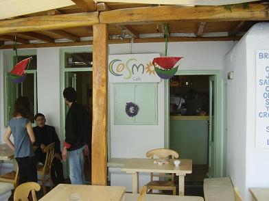 Mykonos Chora Cosmo Café