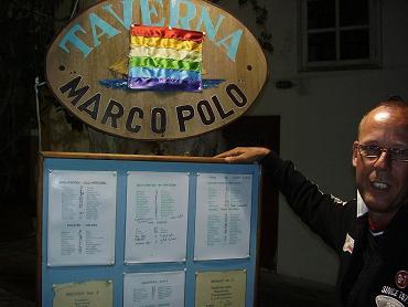 Mykonos Chora, Marco Polo Restaurant