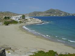 Paros, Naoussa Beach