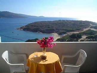 Hotels op Andros