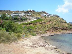 Panormos Beach op Mykonos