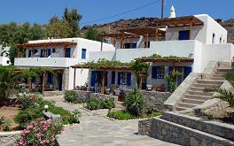 Hotel Panormos Village, Panormos Beach on Mykonos